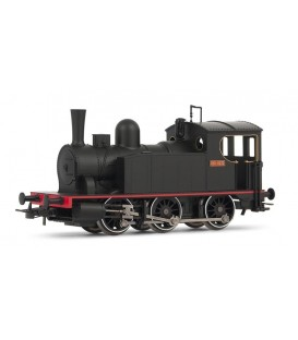 Locomotora vapor CALDAS 030-0232. Ref: E0038. ELECTROTREN. H0