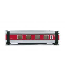 Coche Talgo III RD Camas RENFE, 2a clase. puerta dcha. BARCELONA TALGO. Ref: E3334. ELECTROTREN. H0