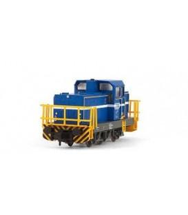 Locomotora diesel de maniobras DHG 700 C DONAU CHEMIE. Ref: HN2078. ARNOLD. N