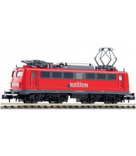 Locomotora eléctrica BR 140 de la DB AG. Ref: 732501. FLEISCHMANN. N
