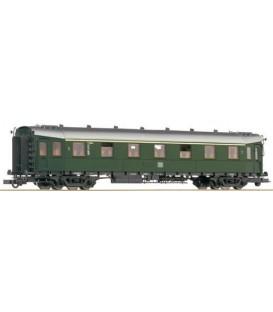 Coche de pasajeros de tren rapido, de la DB. Ref: 44444. ROCO. H0