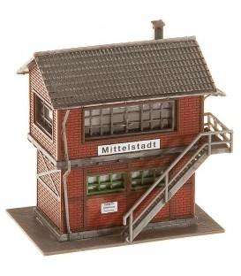 Puesto de control Mittelstadt. Ref: 222161. FALLER. N