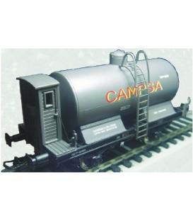 Cisterna unificada CAMPSA PR-52421. Ref: 0712-B. K*TRAIN. H0