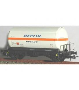 Cisterna para gases licuados. Ref: 0708-A. K*TRAIN. H0