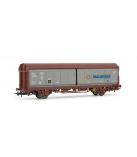 Vagón cerrado RENFE, tipo Hbis. Ref: E1611. ELECTROTREN. H0