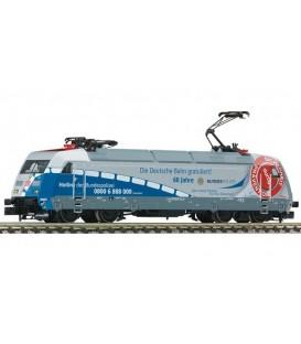 Locomotora eléctrica BR 101 de la DB AG. Ref: 735502. FLEISCHMANN. N
