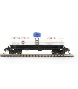 Vagón cisterna SPARTON OIL COMPANY. Ref: 17848. BACHMANN. H0