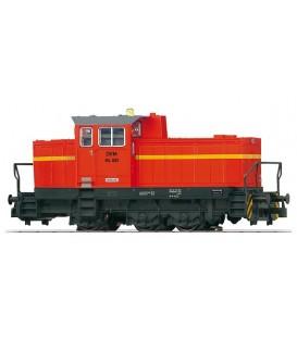 Locomotora diésel para maniobras. Ref: 36700. MÄRKLIN. H0
