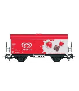 Vagón refrigerador -LANGNESE-. Ref: 44201. MÄRKLIN. H0