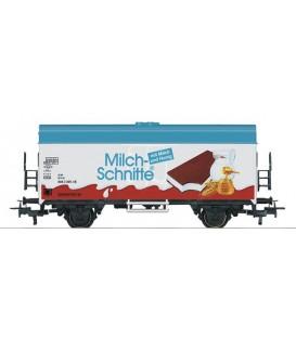 Vagón refrigerador -MILCH-SNITTE-. Ref: 44203. MÄRKLIN. H0
