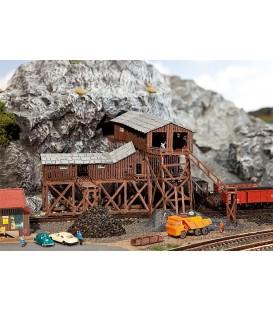 Mina antigua de carbón. Ref: 222205. FALLER. N