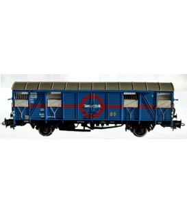 Vagón cerrado TRANSFESA. Ref: L231010. LILIPUT. H0