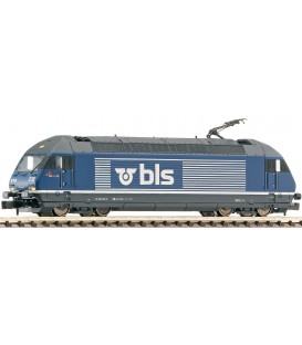 Locomotora eléctrica serie 465 de la BLS. Ref: 731304. FLEISCHMANN. N