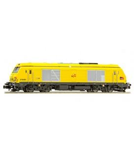 "Locomotora Alstom Prima SNCF ""INFRA"". Ref: 475080. ROCKY RAIL. N"
