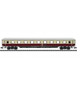 "Coche de pasajeros ""Histórico IC 2410"" DB AG. Ref: 15378. MINITRIX. N"