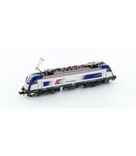 "Locomotora eléctrica BR183 TAURUS ""Husarz"".  PKP-DB. Ref: H2718. HOBBYTRAIN. N"
