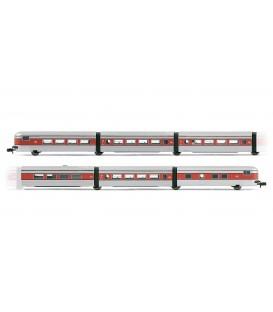Talgo III, RENFE. Set de seis coches. Ref: HN4036. ARNOLD. N