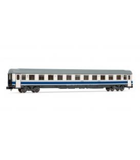 Coche tipo 10000 de RENFE, 2ª clase B11x, matricula 10.201, RENFE. Ref: HN4097. ARNOLD. N
