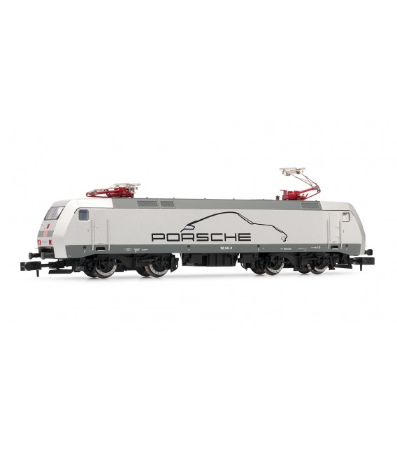 """Locomotora eléctrica clase 152 """"PORSCHE"""" de la DB AG, matrícula 152 041-0 Ref: HN2160. ARNOLD. N"""