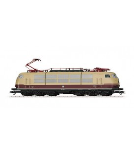 Locomotora eléctrica de la serie 103.1 de los DB, época IV. Ref: 37576. MÄRKLIN. H0