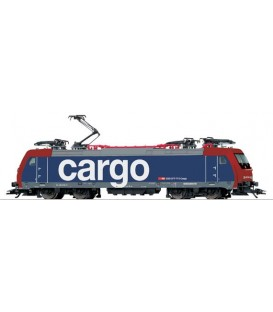 Locomotora Eléctrica carga E-Lok serie 482 SBB (CARGO) . Ref: 36606. MÄRKLIN. H0