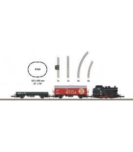 Set de inicio con locomotora Vapor y 2 vagones.. Ref: 81569 MARKLIN. Z