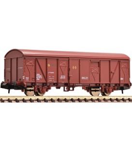 Vagón mercancías cerrado, tipo Gbs de RENFE. Ref: 831504. FLEISCHMANN. N