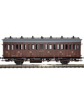 Coche Viajeros RENFE 2ª clase nº 1665 Ref: 81604. MABAR. H0