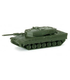 Leopard 2-BW. Ref: 741880. HERPA (MINITANKS). Escala:  N