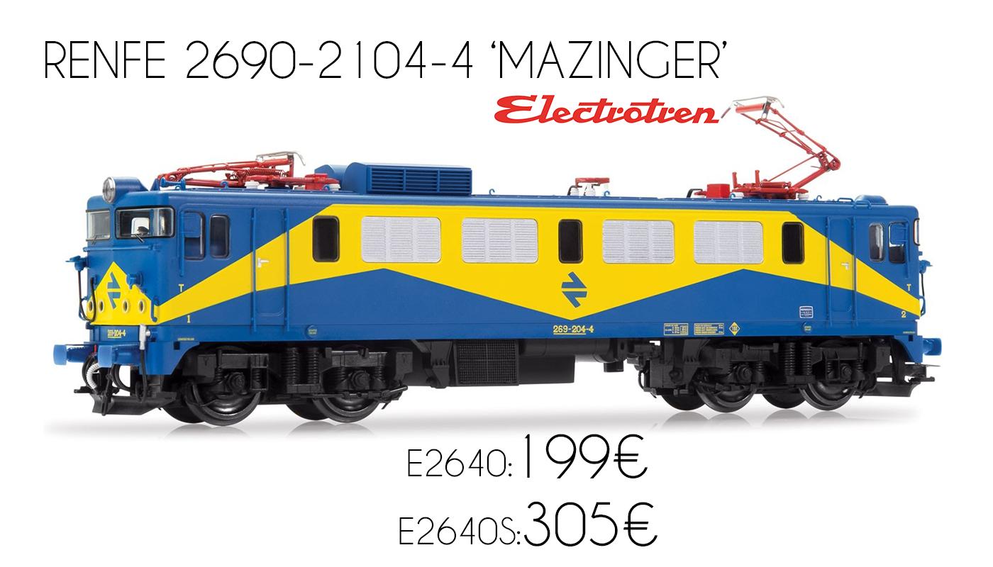 Electrotren E2640